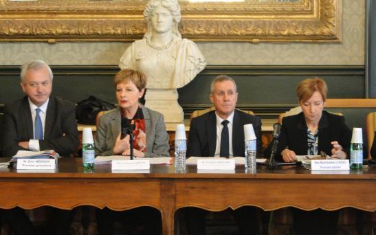 Mission d'information CA Aix en Provence