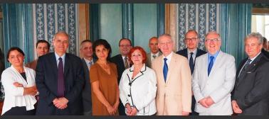 Rencontre avec la juge en chef du Québec